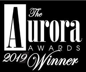 Aurora Awards 2019 Winner graphic