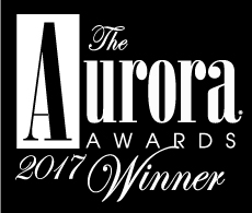 Aurora Awards 2017 Winner Block Art